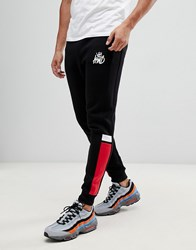 Kings Will Dream Skinny Joggers In Black