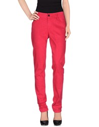 Black Orchid Trousers Casual Trousers Women Fuchsia