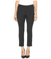 Nydj Petite Betty Ankle Pants In Charcoal Charcoal Women's Casual Pants Gray