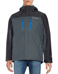 Columbia In Bounds 650 Jacket Graphite