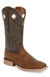 Ariat Men's Circuit Hazer Square Toe Cowboy Boot