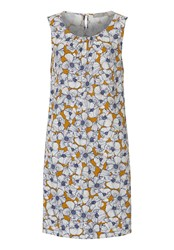 Betty And Co. Floral Print Dress Multi Coloured Multi Coloured