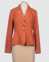 Marella Suits And Jackets Blazers Women Rust