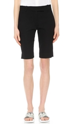 L'agence Walking Short Black