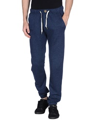 Obey Casual Pants Dark Blue