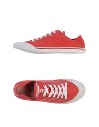 Unlimited Low Tops And Trainers Orange