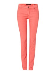Oui Jegging Coral