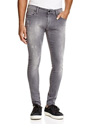 G Star G Star Raw Revend Super Slim Fit Jeans In Light Aged