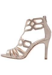 Unisa Walmes Sandals Metallic Mumm Bronze