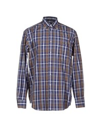 Xacus Shirts Shirts Men Blue