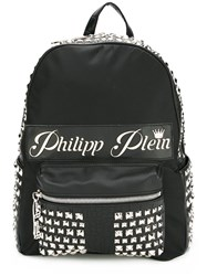 Philipp Plein Season Backpack Black