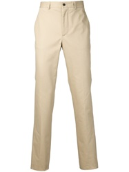 Melindagloss Chino Trousers Brown