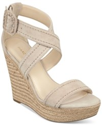 Marc Fisher Haely Platform Wedge Sandals Women's Shoes