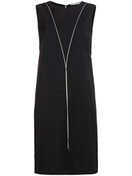 Alyx Metal Wire Sleeveless Dress Black