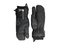 Celtek Hello Operator Gloves Black Sequin Snowboard Gloves