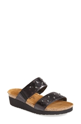Naot Footwear 'Susan' Sandal Women Black Brown