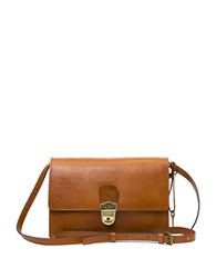 Patricia Nash Lanza Leather Wristlet Crossbody Bag