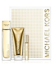 Michael Kors Sexy Amber Three Piece Deluxe Gift Set 167 Value No Color