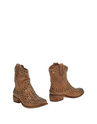 Jfk Footwear Ankle Boots Women