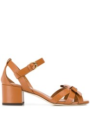 Tod's Heeled Sandals Brown