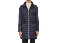 Moncler Women's Bogue Puffer Coat Navy