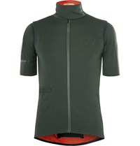 Chpt. 1.61 Rocka Water Resistant Cycling Jacket Green