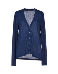 Fred Perry Cardigans Blue