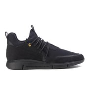 Android Homme Men's Runyon Caviar Neoprene Trainers Black