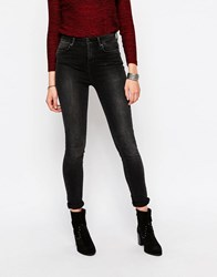 Only Skinny Fit Jean Black