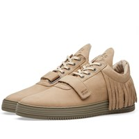 Filling Pieces Low Top Shield Sneaker Neutrals