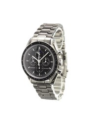 Omega 'Speedmaster Moonwatch Professional' Analog Watch Stainless Steel