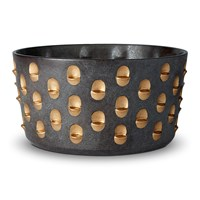 L'objet Coba Serving Bowl Black