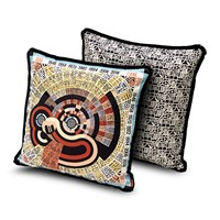 Missoni Home Oroscopo Cushion 40X40cm Dog