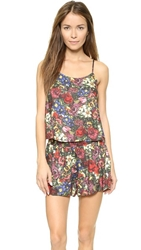Alice Olivia Floral Camisole English Floral All Over