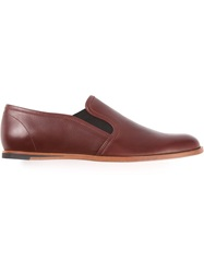 Opening Ceremony Classic Loafer Red