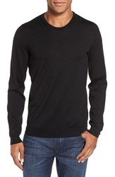 Boss Men's Leno B Crewneck Wool Sweater