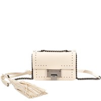 Jimmy Choo Rebel Soft Mini Bag With Tassels