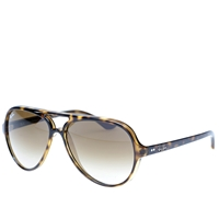 Ray Ban Ray Ban Cats 5000 Sunglasses Light Havana