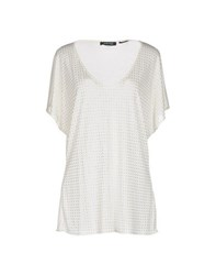 Guess By Marciano Topwear T Shirts Women Ivory