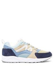 Karhu Fusion 2.0 Suede And Mesh Trainers Blue Multi