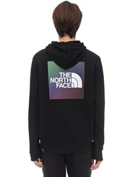 The North Face Graphic Sweatshirt Hoodie Black