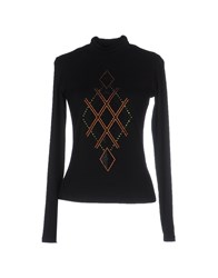 Angelo Marani Topwear T Shirts Women Black