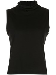Raquel Allegra Turtle Neck Sleeveless Top 60