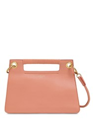 Givenchy Whip Small Leather Top Handle Bag Pale Coral