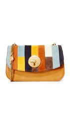 See By Chloe Patchwork Lois Shoulder Bag Passito