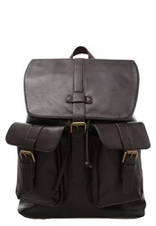 Pier One Rucksack Dark Brown
