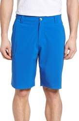 Columbia Men's Pfg Grander Marlin Ii Shorts Vivid Blue