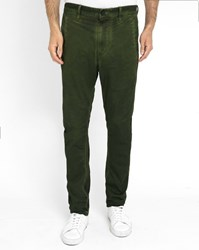 G Star Khaki Slim Tapered Pr Chinos