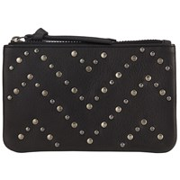 John Lewis Collection Weekend By Memphis Stud Coin Purse Black