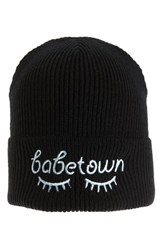 Women's Bp. Embroidered Beanie